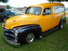 1954 Chevy 3100 Panel