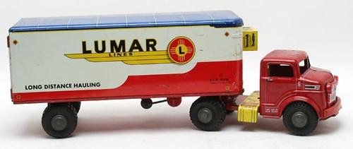 Lumar Metal Truck ($179.20)