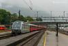 El.18.2251 NSB (Andrea Sosio) Tags: el18 2251 adtranz slm regiontog 61 norgesstatsbaner nsb treno train bergen stasjon stazione vestlandet norway nikond60 andreasosio