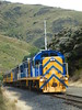 Coming in the station (geoffreyw@kinect.co.nz) Tags: hindon station taieri gorge