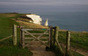 #117 Pictures in 2017 #1 Something You Open **Explore** (Karyn .) Tags: 117picturesin2017 oldharry jurassiccoast dorset gate studland grass rocks view january 2017 winter nationaltrust explore