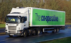 SCANIA G440 - The co-operative