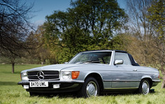Photo of Mercedes 280 SL