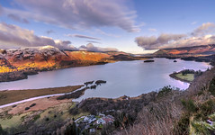 A Cold and Frosty Morning (Jonnyfez) Tags: derwentwater lake district national park cumbria surprise view keswick catbells fell jonnyfez nikon d750