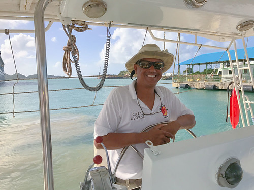 Capt. George in Antigua