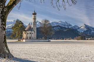 *Winter im Schwangau*