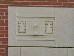 Casper, WY Coca-Cola Building (army.arch) Tags: casper wyoming wy cocacola building terracotta architecturaldetail bottle