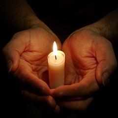 Et lys i mørket