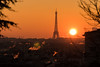 In the morning (PICTURES CUBE) Tags: sunrise paris effeil france hope morning