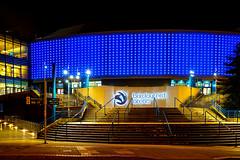 Barclaycard arena (stevehimages) Tags: steve steveh stevehimages higgins wowzers warden west midlands birmingham grandpas grandpasden den 2017 night shot barclaycard arena