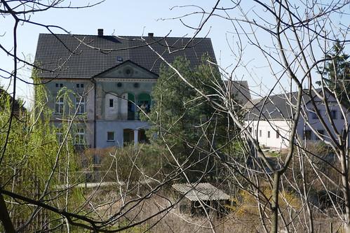 Budynek (Stolec 117) na przeciwko kościoła św Jana Nepomucena