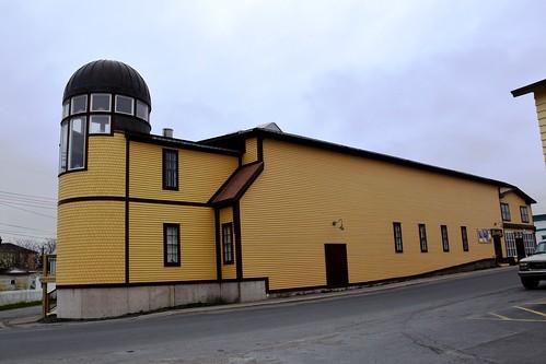 Garrick Theatre, Bonavista, Newfoundland