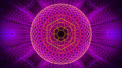 Sacred Geometry 9 Looping Animation (globalarchive) Tags: seamless electric pattern sacred joy knowledge party theme new fractal clarity form strength spiritual abundance compassion geometry cool harmony effects geometric properity power futuristic amazing wisdom digital abstract courage animation looping virtual best art modern dj awesome peace animated love age 3d freedom loop design specialty fx health energy universe