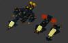 Blacktron Fleet (Sastrei87) Tags: lego homeworld brickspace blacktron