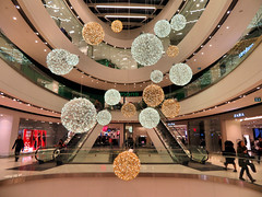 Christmas Shopping at the Rideau Centre, Ottawa, Ontario Canada, 2016 (duaneschermerhorn) Tags: architecture architect building structure center rideaucenter shopping retail stores shoppingmall shoppingcenter shoppingcentre ottawa ontario canada modern contemporary christmas christmasdecoration decoration holiday