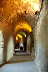 Les Arenes de Nimes: volta (Sebasti Giralt) Tags: architecture arquitectura roman amphitheatre romano arena amphitheater arenas nimes volta anfiteatro rom arenes amfiteatre llenguadoc