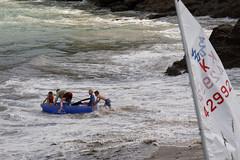 Ressac (FrT-eclairage) Tags: sea mer waves vague manche ressac lancieux