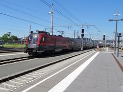 ÓBB 1116 218 Railjet (rommelbouwer) Tags: óbb 1116218 railjet taurus