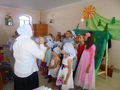 5. Children's morning performance dedicated to the Dormition of the Theotokos / Детский утренник, посвящённый празднику Успения Пресвятой Богородицы