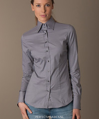 Fully Buttoned Blouse 118