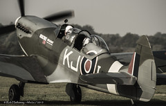 A bucket list tick? (rhfo2o - rick hathaway photography) Tags: canon westsussex spitfire goodwood chichester supermarine thefew goodwoodbreakfastclub canoneos7d rhfo2o veepower