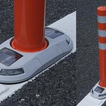 道路交通安全対策製品の写真
