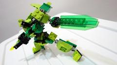 Mixels Glorpcorp max mech (chubbybots) Tags: lego mech mixels
