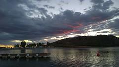 The Colorado River (Ms. Jen) Tags: sunset arizona clouds reflections river dusk coloradoriver parker photobyjeniferhanen lumia1020 nokialumia1020