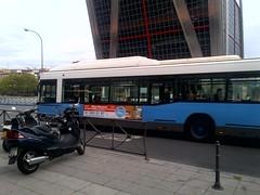EMT Madrid 8244 (noge6512) Tags: irisbus iveco cityclass cursor gnc castrosua cs40 city ii emt madrid línea 42 8244 24102015 3891fxm