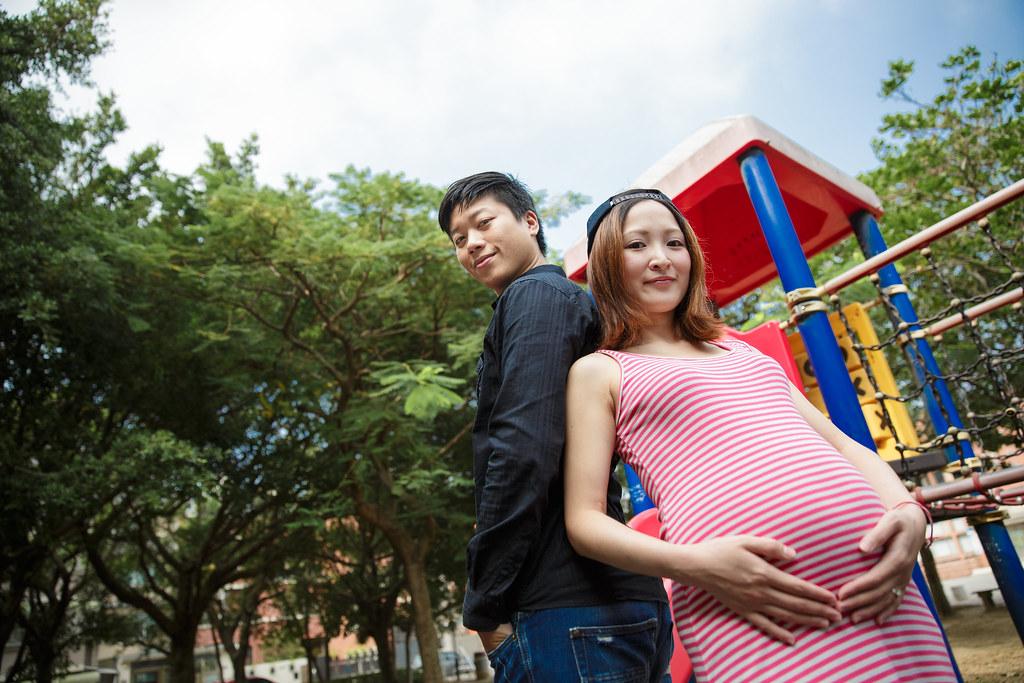 孕婦寫真,孕婦攝影,公園孕婦,稻田孕婦,海邊孕婦,時尚孕婦,Lion&Lys02