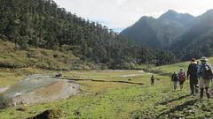 Our Final Campsite (apurdam (Andrew)) Tags: bhutan day22 2015 snowmantrek