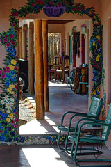 Inn on the Rio (Taos BnB) (JoelDeluxe) Tags: panorama newmexico taos nm joeldeluxe hdr