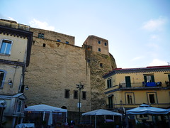 Castel dell'Ovo (CeBepuH) Tags: italy geotagged campania ita napoli naples casteldellovo vomero neapol eggcastle  geo:lat=4082822263 geo:lon=1424852908