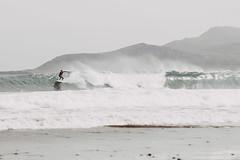 European Hawaii (lucia busfyova) Tags: ocean grancanaria wave canarias surfing surfspot lacicer surfspain