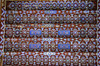 Cairo Northern Cemetery Complex of Sultan al-Ashraf Barsbay 1432 Ceiling Detail (2) (Bruce Allardice) Tags: egypt cairo northerncemetery easterncemetery tombsofthecaliphs khanqah sultanalashrafbarsbay sultan alashraf barsbay mamluk paintedceiling ceiling circassian burji
