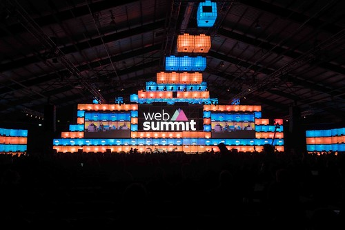 THE WEB SUMMIT DAY TWO [ IMAGES AT RANDOM ]-109866