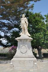 Kerkyra. Spianada (vs1k. 1 500 000 visits, Thanks so much !) Tags: sculpture greece corfu kerkyra spianada