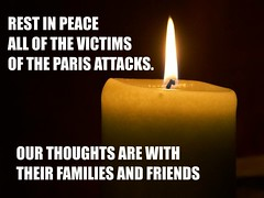 (robkcox75) Tags: family friends paris france french rip families attack victims restinpeace