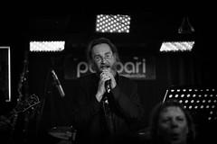 Club Gig (@Tuomo) Tags: bw monochrome rock club silver finland gig jyvskyl nk highiso 12800 efex poppari