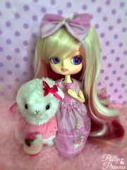 Camille's New Dress! (Pullipprincess) Tags: holiday cute alpaca dal lolita swap kawaii customized groove pullip custom camille pullips maretti 2015 sweetlolita junplanning jpgroove dals grooveinc dalmaretti alpacasso