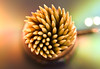 Toothpicks (alexa.alfaro) Tags: macro dof indoor depthoffield toothpicks