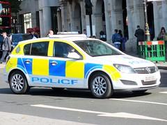Hertfordshire Police - OU10GOJ (Waterford_Man) Tags: car astra vauxhall hertfordshirepolice ou10goj