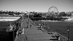 The end of Route 66 (Pudsey) Tags: california usa losangeles santamonica