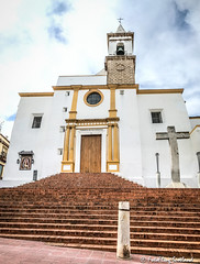 Iglesia Parroquial de Las Angustias (FotoFling Scotland) Tags: iglesiaparroquialdelasangustias ayamonte spain fotoflingscotland