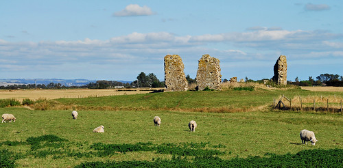 Ruins of All Saints, Hope, Romney Marsh