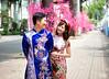 Por_Áo Dài (Phan Quốc Nghị) Tags: por aodai pqn studio vietnam chuaong q5 tet 2017 muaxuan