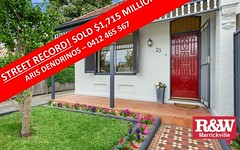 23 Morton Avenue, Lewisham NSW