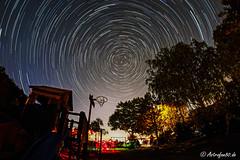 Startrails (astrofan80) Tags: astronomie finsterwalde startrails sternhimmel