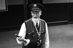 Yesteryear Station Master, Puffing Billy Railway