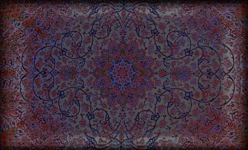 """Alfombras, espacios íntimos que simbolizan templos, árboles de la vida y el conocimiento, astros y paradisos. • <a style=""""font-size:0.8em;"""" href=""""http://www.flickr.com/photos/30735181@N00/31766536784/"""" target=""""_blank"""">View on Flickr</a>"""